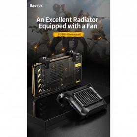 Baseus Gamepad Grip Trigger Aim L1 R1 PUBG with Cooling Fan - SUCJLF-01 - Black - 9