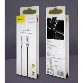 Baseus USB Bluetooth 5.0 Transmitter 3.5mm - CABA01-01 - Black - 10