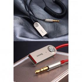 Baseus USB Bluetooth 5.0 Transmitter 3.5mm - CABA01-01 - Black - 2