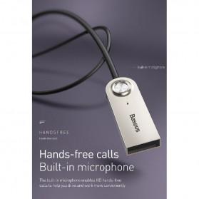 Baseus USB Bluetooth 5.0 Transmitter 3.5mm - CABA01-01 - Black - 4