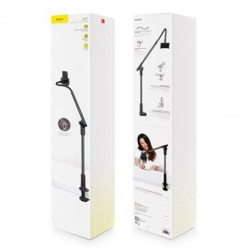 Baseus  Smartphone Holder Lazypod Unlimited Adjustment - SULR-0G - Gray - 3