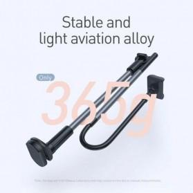 Baseus  Smartphone Holder Lazypod Unlimited Adjustment - SULR-0G - Gray - 5