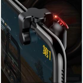 Baseus Tombol Grip Trigger Aim L1 R1 PUBG Battle Royale Game ACHDCJ-01 - Black