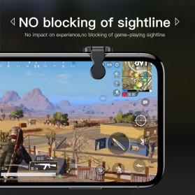 Baseus Tombol Grip Trigger Aim L1 R1 PUBG Battle Royale Game ACHDCJ-01 - Black - 9