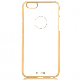 Hoco Defender Series Ultra-Thin Crystal Case for iPhone 6 - Golden