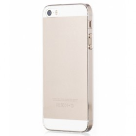 Hoco Light Series Ultra-Thin Silicone Soft Case for iPhone 5/5s/SE - Transparent