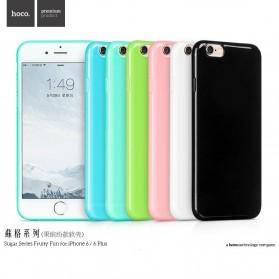 Hoco Sugar Series Silicon Case for iPhone 6/6s - Black