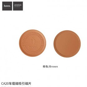 Hoco Magnetic Attractive Disk - CA20 - Brown