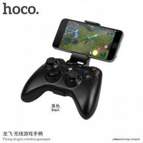 HOCO Flying Dragon Wireless Bluetooth Gamepad - Black - 6