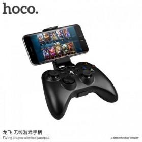 HOCO Flying Dragon Wireless Bluetooth Gamepad - Black - 7