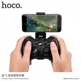 HOCO Flying Dragon Wireless Bluetooth Gamepad - Black - 8