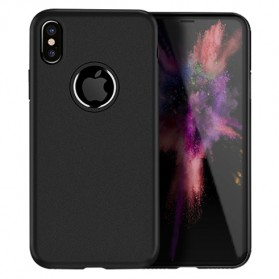 HOCO Fascination Series TPU Case for iPhone X - Black