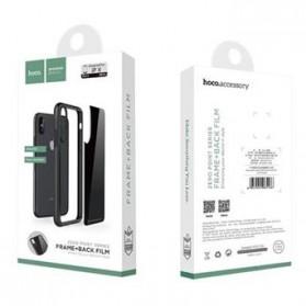 HOCO Zero Point Series Hardcase for iPhone X - Black - 6