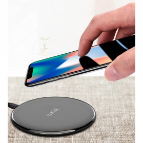 HOCO Qi Wireless Charger Dock 10W - CW6 - Black - 8