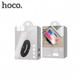 Hoco Qi Wireless Charger Docking 5W for Smartphone - CW9 - Black - 7