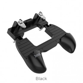 HOCO Winner Gamepad Grip Trigger Aim Touchpad L1 R1 PUBG Fortnite - GM2 - Black - 4