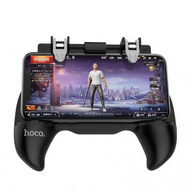 HOCO Winner Gamepad Grip Trigger Aim Touchpad L1 R1 PUBG Fortnite - GM2 - Black - 5