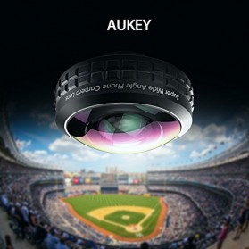 Aukey Optic Pro Wide Angle Lens - PL-WD02 - Black - 5