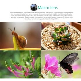 Aukey Lensa Fisheye Macro - PL-A2 - Black - 4