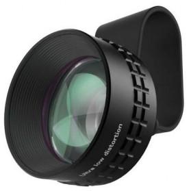 Aukey Optic Pro 2x Telephoto Lens Angle Fish Eye for Smartphone - PL-BL01 - Black - 4