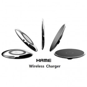 Hame CT02 Wireless Charger Dock - Black - 5