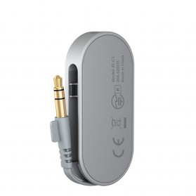 CRDC Compact Audio Bluetooth Transmitter - BT-C1 - Black - 3
