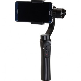 Zhiyun Tech Smooth Q 3-Axis Gimbal Stabilizer for Smartphone - Black - 2
