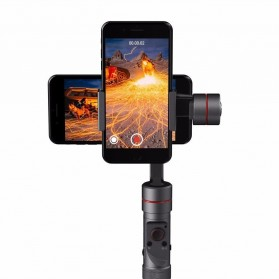 Zhiyun Tech Smooth 3 3-Axis Gimbal Stabilizer for Smartphone - Black - 2