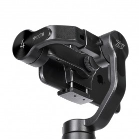 Zhiyun Tech Smooth 4 3-Axis Gimbal Stabilizer for Smartphone - Black - 4