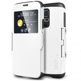 SGP Spigen Slim Armor View for Samsung Galaxy S5 - White