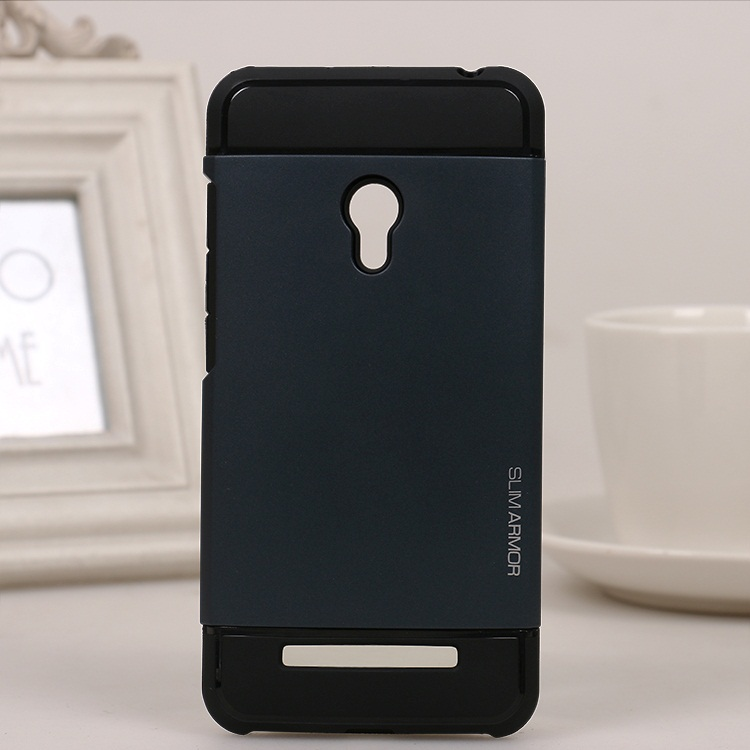 Sgp Slim Armor Case For Asus Zenfone 5 Oem Dark Blue