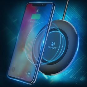 Floveme Qi Wireless Charger XYS-W1 - Black - 2