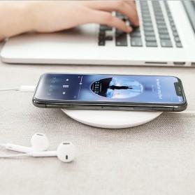 Floveme Qi Wireless Charger XYS-W1 - Black - 6