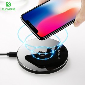 Floveme Qi Wireless Charger 5/10W - KD01 - Black - 2