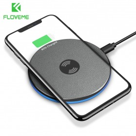 Floveme Qi Wireless Charger LED Indicator 5W - P0191442 - Black
