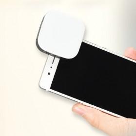Godox Mini Selfie Light Clip Smartphone - LEDM32 - Black - 4