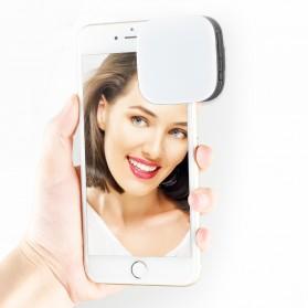 Godox Mini Selfie Light Clip Smartphone - LEDM32 - Black - 5
