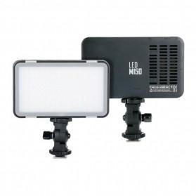 Godox Selfie Light DSLR Smartphone Dimmable Rechargeable - LEDM150 - Black - 2