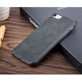 Usams Leather Hardcase Bob Series for iPhone 7 Plus / 8 Plus - Black - 3