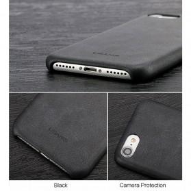 Usams Leather Hardcase Bob Series for iPhone 7/8 - Black - 2