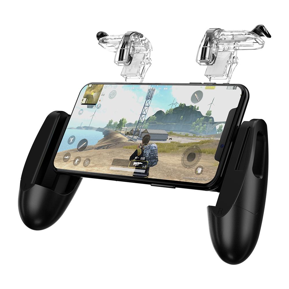 Gamesir F2 Firestick Game Grip Tombol Trigger Aim Touchpad L1 R1