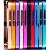 Ultra Thin Aluminium Metal Bumper Case Dual Color for Xiaomi Mi 4 - Magenta