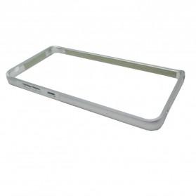 Ultra Thin Aluminium Metal Curve Bumper Case for Xiaomi Redmi 2 / Redmi 2 Prime - Pink - 2