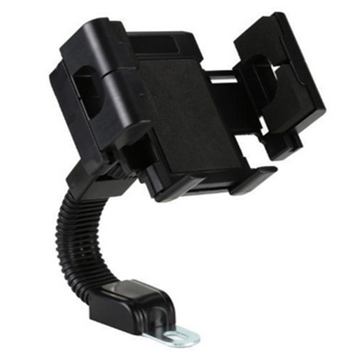 ... Motorcycle Smartphone Mount Holder - Black - 1 ...