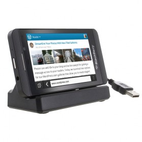 Charging Dock for Blackberry Z10 - Black