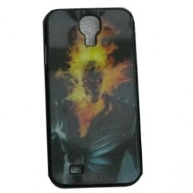 3D Plastic Case for Samsung Galaxy S4 - 33