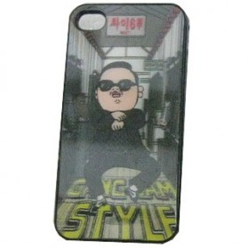 3D Plastic Case for Apple iPhone 4 - 13