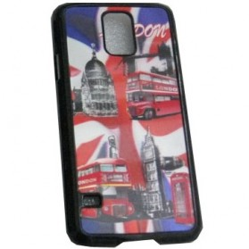 3D Plastic Case for Samsung Galaxy S5 - 52