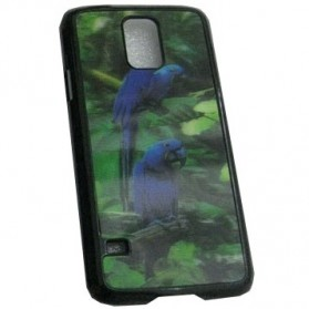 3D Plastic Case for Samsung Galaxy S5 - 59