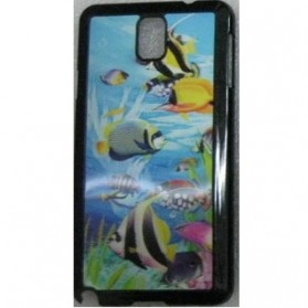 3D Plastic Case for Samsung Galaxy Note 3 - 60